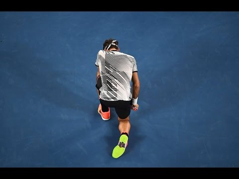 Roger Federer 2017 Australian Open vs 7 Opponents | BEL18VE