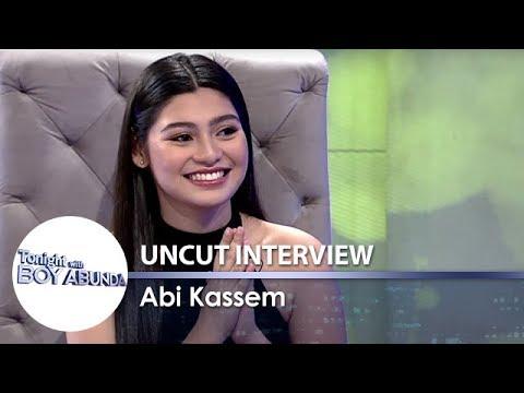 TWBA Uncut Interview: Abi Kassem