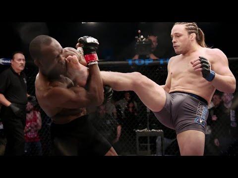 Michael Graves (ATT) vs. Kamaru Usman (Blackzilians)