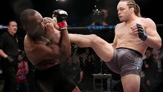 Michael Graves (ATT) vs. Kamaru Usman (Blackzilians)