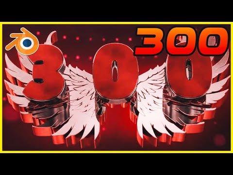 TOP 5 RED Blender Intro Templates #300 + Free Download