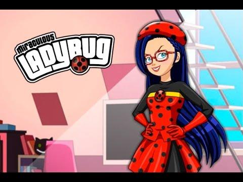 Ladybug Dress Up Episode Full Miraculous Ladybug And Cat
