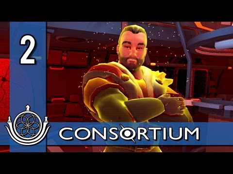 Let's Play Consortium Part 2 - Kiril Angelov [Consortium Gameplay/Walkthrough]