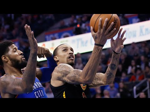 George Hill says trade to Cavs was a 'blessing'