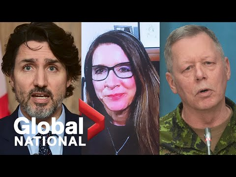 Global National: May 7, 2021 | Trudeau's top aide grilled on what she knew of Gen. Vance allegations