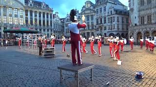Taptoe Brussels 2017 - Showband Irene MP3