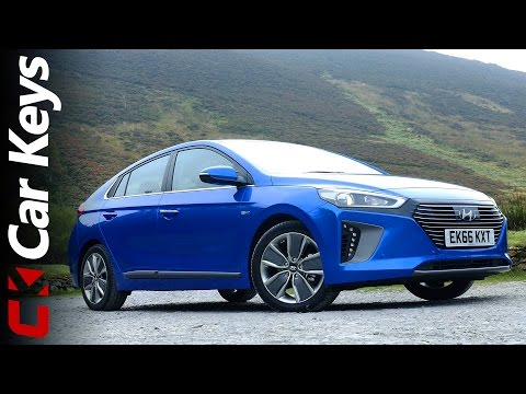 Hyundai Ioniq 4K 2016 review Car Keys