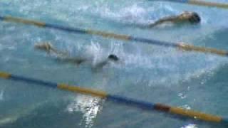 Alex SJMK Süddeutscher Jugendmehrkampf Schwimmen Karlsruhe 2009