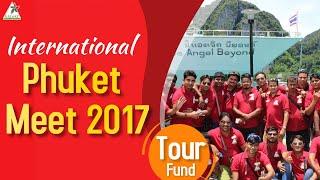 Glaze Trading India Pvt.Ltd. International Phuket Meet 2017