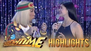 It's Showtime Miss Q & A: Vice Ganda and her mother's lipstick