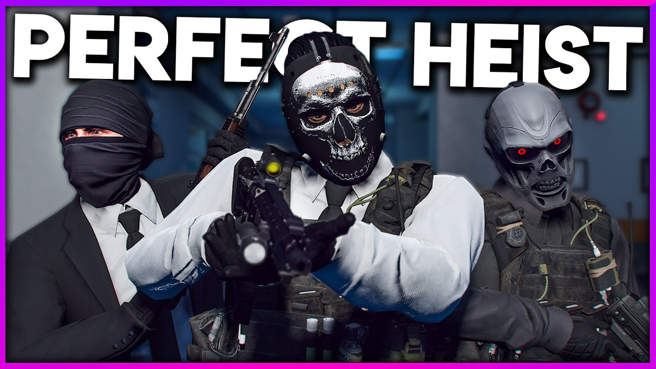 Download GTA RP | THE PERFECT BANK HEIST