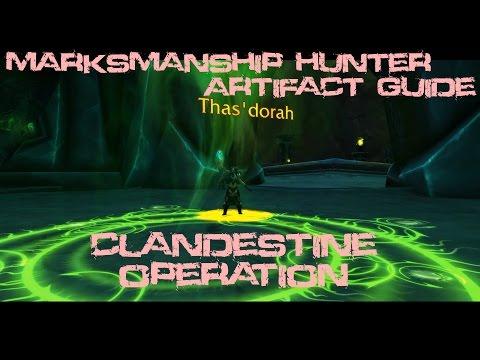 [Quest 40400] - Clandestine Operation (Alliance) [Narration]