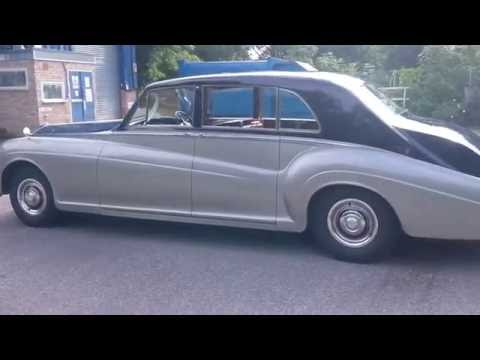 Rolls-Royce Phantom V 1964