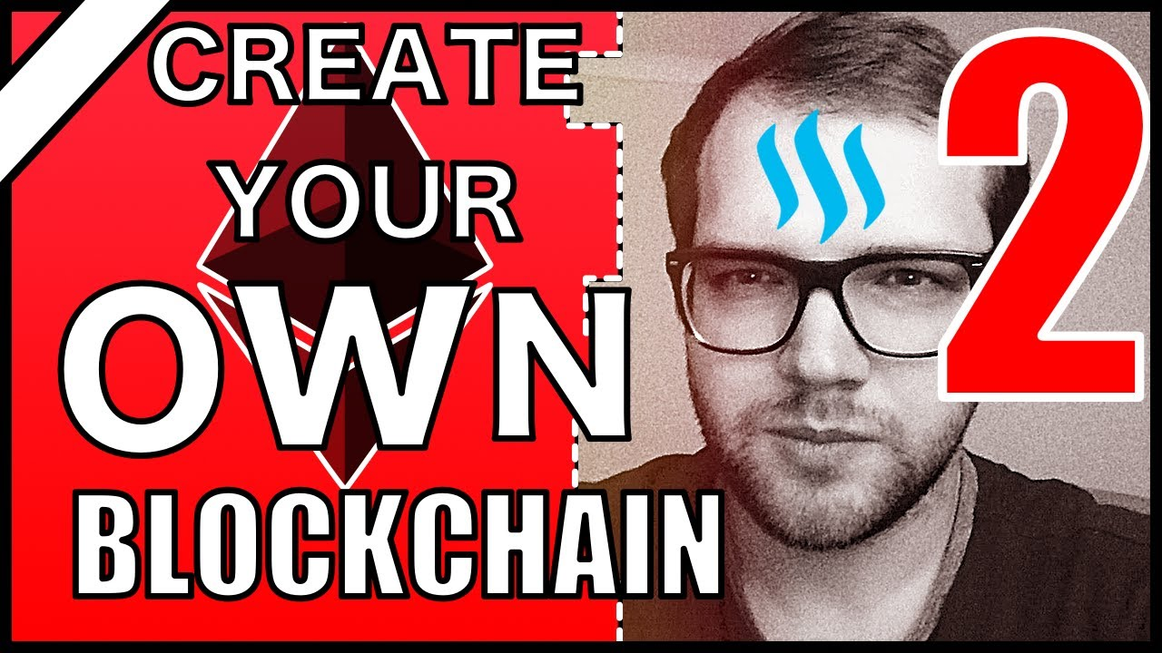 Run YOUR OWN Ethereum node | Create your own Ethereum Blockchain