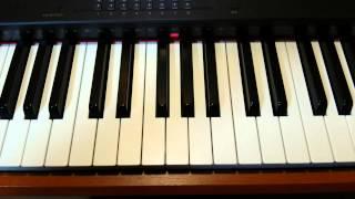 北幼稚園 お別れ会 20140306 練習用 elevatomusicの楽譜より.