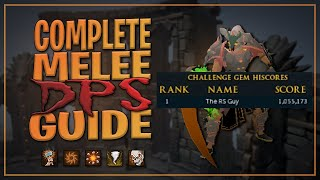 A Guide to Melee DPS Rotations   Runescape 3