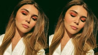 Easy & Natural Valentine's Day Makeup Tutorial l Olivia Jade