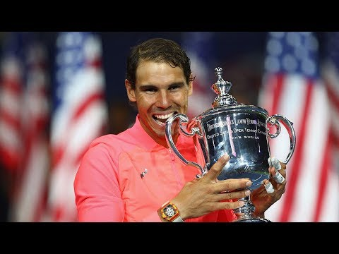US Open 2017 In Review: Rafael Nadal