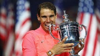 US Open Tennis 2017 In Review: Rafael Nadal