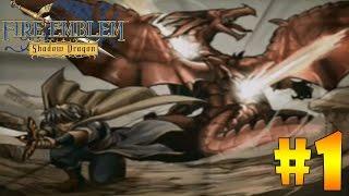 """Fire Emblem Shadow Dragon  Walkthrough Español   Parte 1  """"El principio de todo"""""""