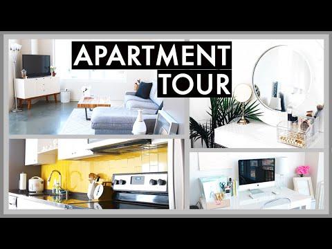 My New San Francisco Apartment Tour | ilikeweylie