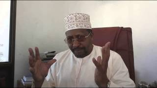 Ustadh Shuaib Said Khuzeima, Ubaya wa Zinaa