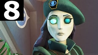 Headlander Part 8 - Walkthrough Gameplay (No Commentary Playthrough) (Steam Action Game 2016)