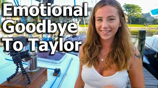 An Emotional Goodbye to Taylor - S5:E72