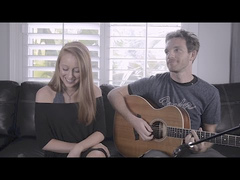 Alli and Sean - From Eden - Hozier Cover Acoustic