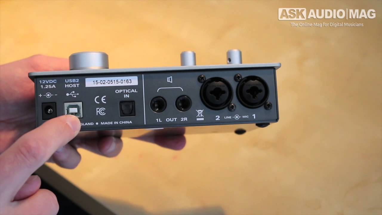 review of audient id14 audio interface youtube. Black Bedroom Furniture Sets. Home Design Ideas