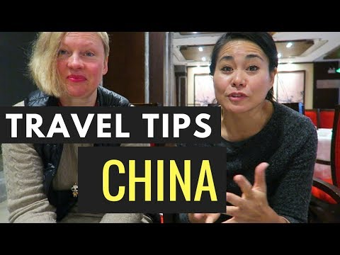 TRAVEL TIPS FOR CHINA  | China Travel Essentials