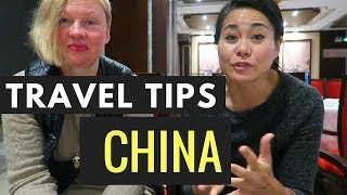 TRAVEL TIPS FOR CHINA China Travel Essentials