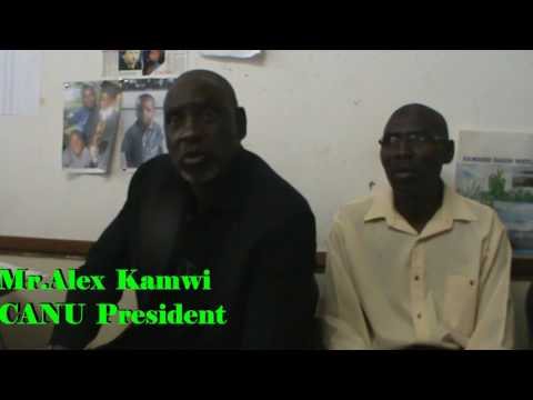Caprivi Heroes Speak Out