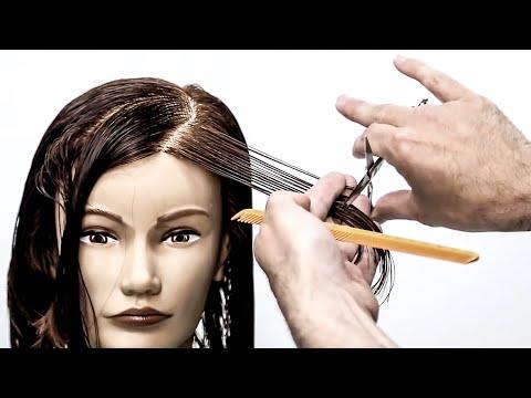 The BEST Way To Cut Bangs | Hair Tutorial