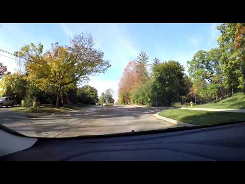 Driving with Scottman895: Birmingham and Beverly Hills, MI Driving Tour