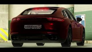 MTA - Porsche Panamera Turbo (PLATONOV Editing Contest #1)