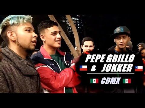 MÉXICO ENCENDIÓ FMS INTERNACIONAL y YO ME VOLVÍ LOCA con las MEJORES RIMAS *increíble* | Flo Styles from YouTube · Duration:  14 minutes 12 seconds