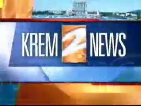 KREM-TV - KREM 2 News at 6:00 - 2002