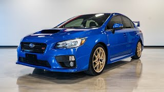 2015 Subaru Impreza WRX STi For Sale
