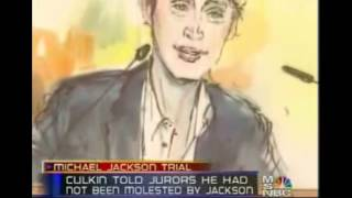 Macaulay Culkin: Michael Jackson NEVER touched me!
