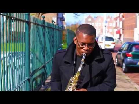 My God is awesome   Charles Jenkins Saxophone Cover BenjiSaxHD!!