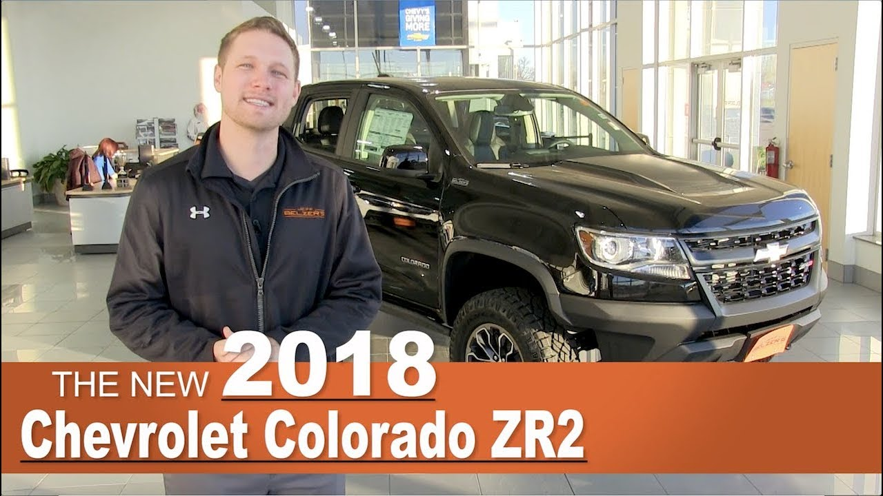 Jeff Belzer Kia >> New 2018 Chrevrolet Colorado ZR2 | Lakeville, New Prague, Minneapolis, St Paul, MN | Jeff Belzer ...
