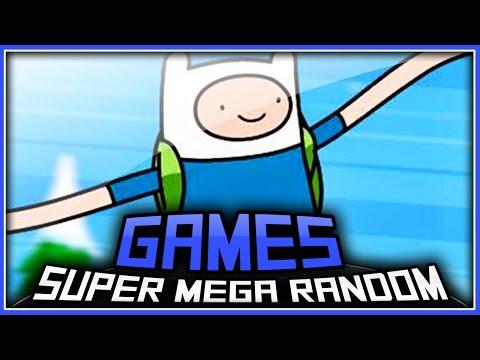 Adventure Time: Ski Safari | Mobile Madness! | Super Mega Random Game