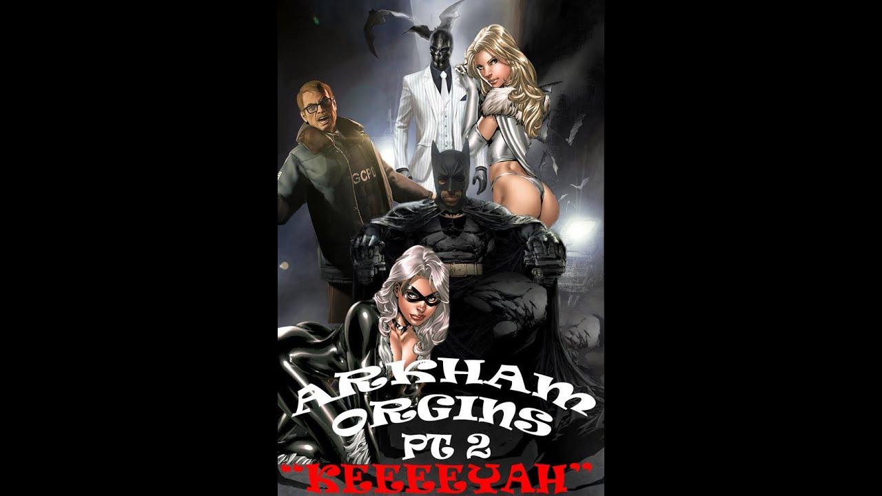 Batman Arkham Origins Gameplay Walkthrough Part 2 - YouTube