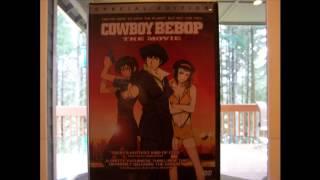 Cowboy Bebop The Movie DVD