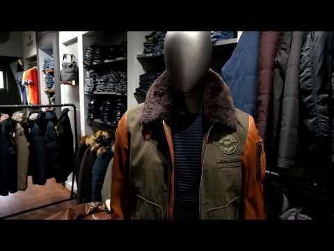 Обзор мужской куртки PME Starlifter из натуральной кожи и хлопка