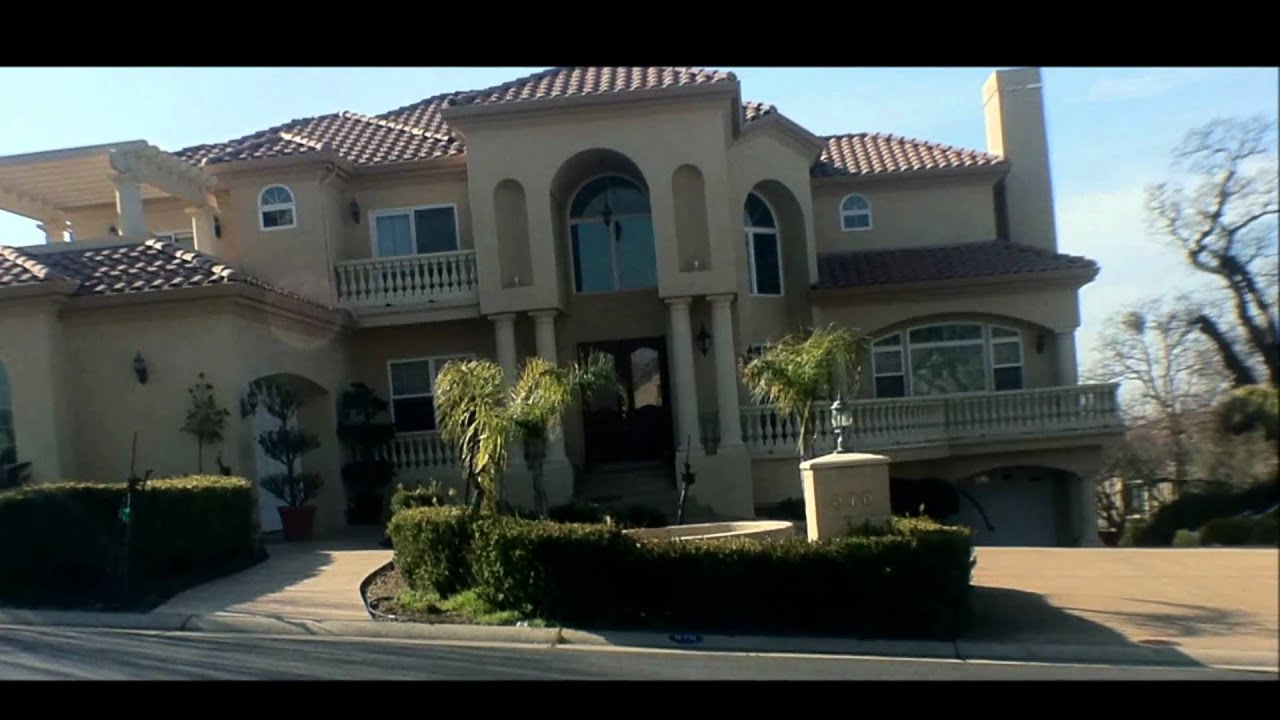 California tuscan style homes youtube for Tuscany houses