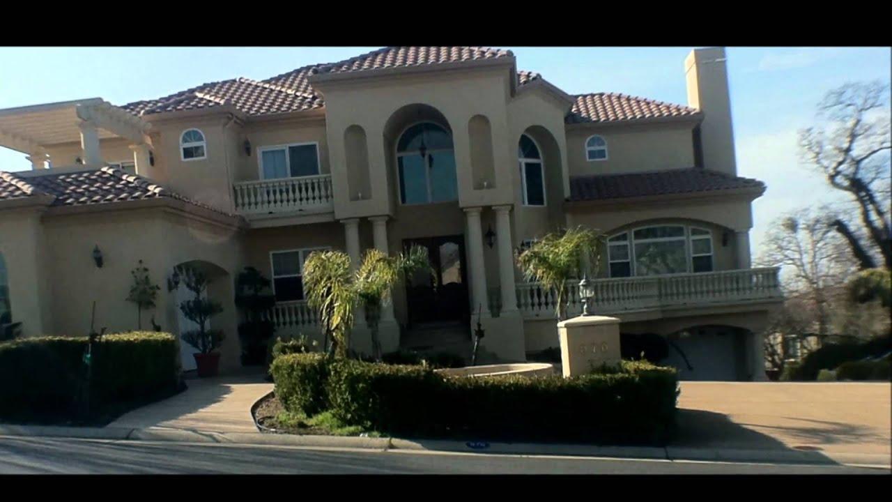 California Tuscan Style Homes