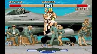 Street Fighter II Longplay (Amiga) [50 FPS]