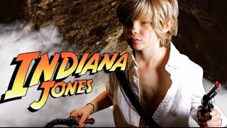 Zoubix Vintage ! INDIANA JONES 2 - Le Temple Maudit - 10/14 ans
